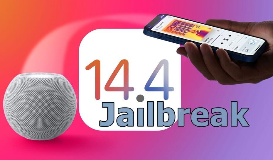 iOS 14.4 Jailbreak