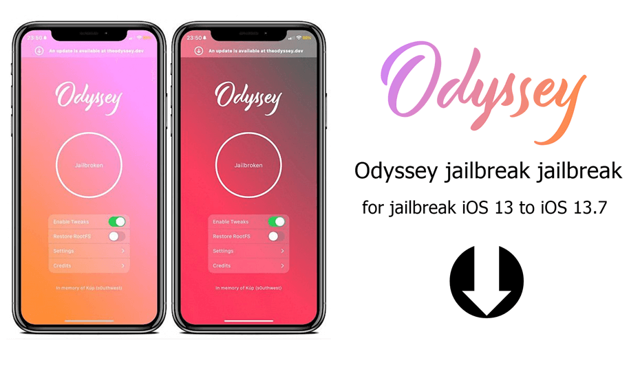 Odyssey jailbreak jailbreak