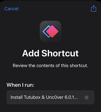 tutuboxSiriShortcutMethod1