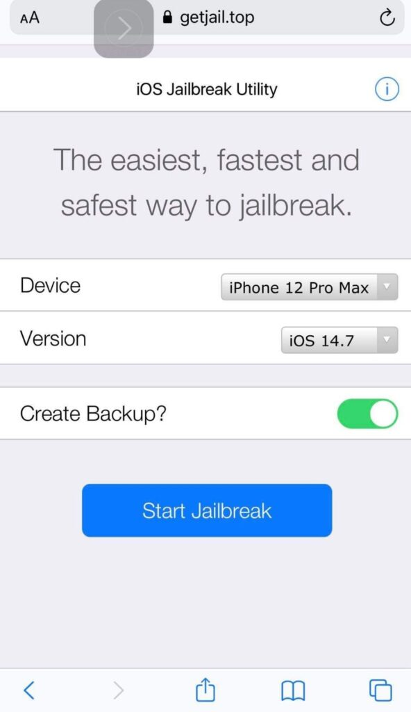 jailbreak-ios-14.7-online