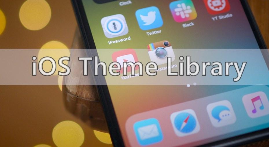 iOS Theme Library